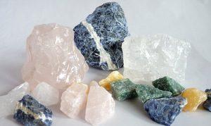 Rohsteine/Mineralien
