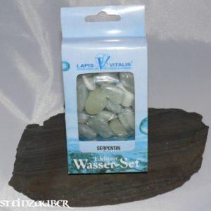 Serpentin Wassersteine