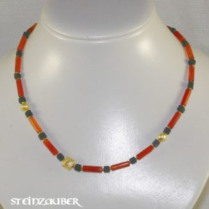 Collier 'African Sunrise'