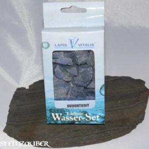 Dumortierit Wassersteine