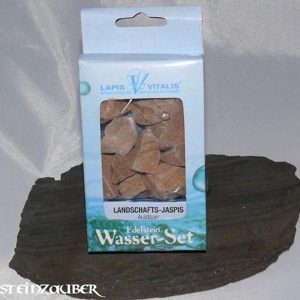 Landschaftsjaspis Wassersteine