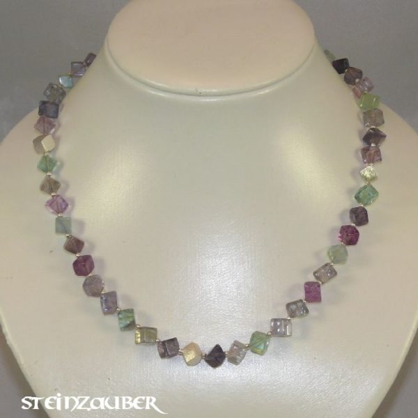 Collier 'Colours of Spring'