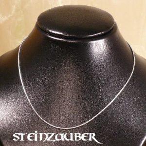 Silberkette, Schlangenkette
