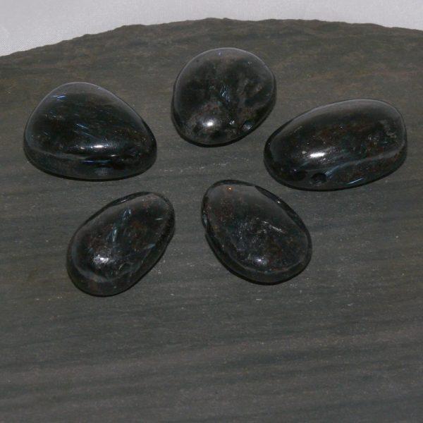 Astophyllit Trommelstein