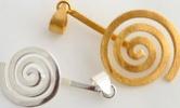 Donuthalter Spirale