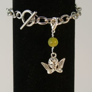 Charms Engel Serpentin