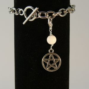 Charms Pentagramm Magnesit