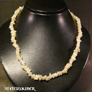Splitterkette ca. 45 cm aus Perlmutt