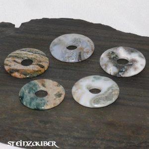 Donut aus Ozeanjaspis 30 mm