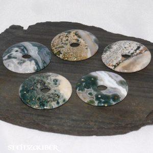 Donut aus Ozeanjaspis 40 mm