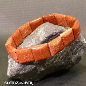 Armband Goldfluss