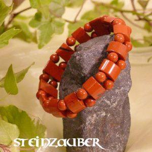 Armband Roter Jaspis