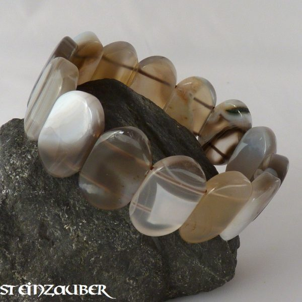 Armband aus Achat