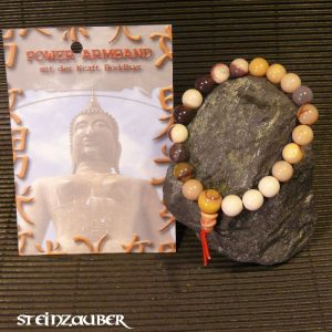Buddha Power Armband Mookait