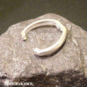 Kettenverkuerzer in Silber