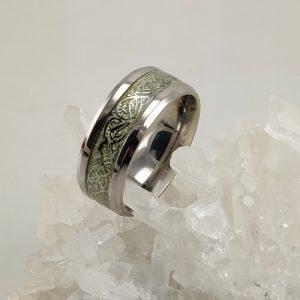 Celtic Ring - Ring mit keltischem Muster