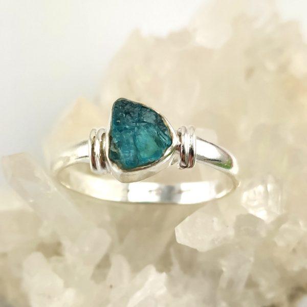 Turmalin Ring in Sterlingsilber