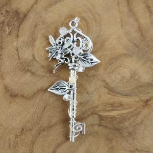 Feen-Schlüssel Rosenquarz