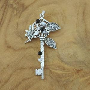 Feen-Schlüssel Onyx